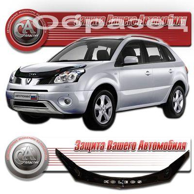 Дефлектор капота Renault Koleos 2008