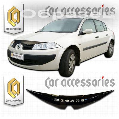 Дефлектор капота Renault Megane 2006