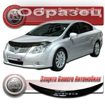 Дефлектор капота Toyota Avensis 2009  купить - Интернет-магазин Msk-Auto.com