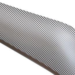 Дефлектор капота (Шелкография серебро) Toyota Avensis