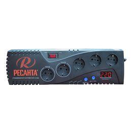 Бытовой цифровой стабилизатор Ресанта С1500