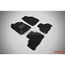 3D коврики для Toyota Highlander III 2013-н.в.