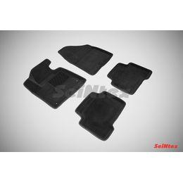 3D коврики для Hyundai Santa Fe III 2012-н.в.