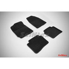 3D коврики для Hyundai Solaris 2010-н.в.