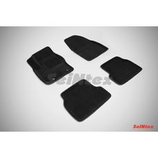 3D коврики для Ford Focus II 2005-2011