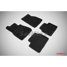3D коврики для Lexus IS (кроме версий с гибридным двигателем) 2008-2013