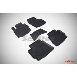 Резиновые коврики с высоким бортом для Ford Mondeo IV 2010-2014