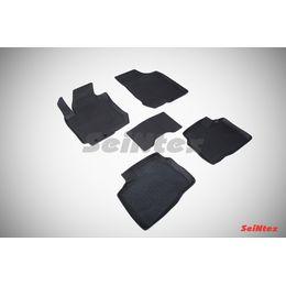 Резиновые коврики с высоким бортом для Hyundai Elantra 2006-2010