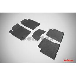Резиновые коврики с высоким бортом для DongFeng H30/H30 Cross