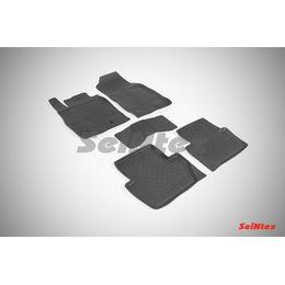 Резиновые коврики с высоким бортом для Ford Ecosport 2014-н.в.