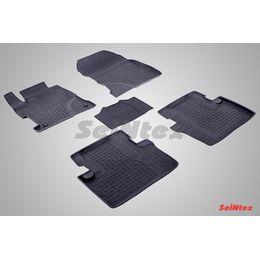 Резиновые коврики с высоким бортом для Honda Civic IX Sedan 2012-н.в.
