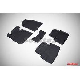 Резиновые коврики с высоким бортом для KIA Sportage new 2010-н.в.