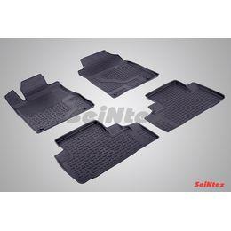 Резиновые коврики с высоким бортом для Honda CR-V IV 2012-н.в.