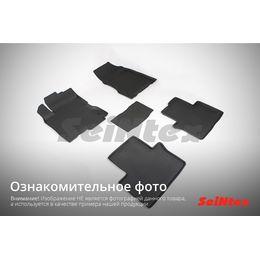 Резиновые коврики с высоким бортом для BMW 7 Ser F-02 2012-н.в.