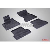 Резиновые коврики Сетка для Audi A-6 (4G C7) 2011-н.в.