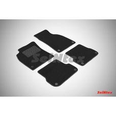 Ворсовые коврики для Audi A-6 2004-2011