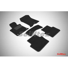 Ворсовые коврики для Acura TLX 2,4 2014-н.в.