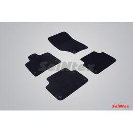 Ворсовые коврики для Audi Q-7 2005-2015