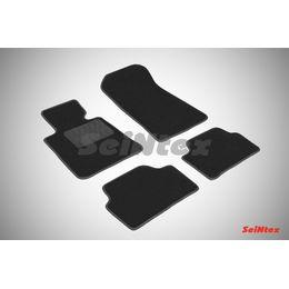 Ворсовые коврики для BMW 1 Ser E-81-88 2004-2013
