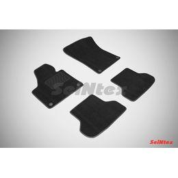 Ворсовые коврики для Audi A-3 2003-2013