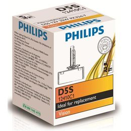 Ксеноновая лампа D5S PHILIPS 12V-25W (PK32d-2) 12410C1