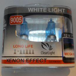 Лампа Clear light 9005(HB3) Mega White