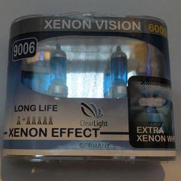 Лампа Clear light 9006(HB4) Xenon vision