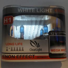 Лампа Clear light H1 Mega White