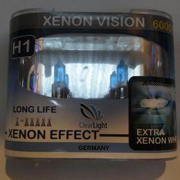Лампа Clear light H1 Xenon vision