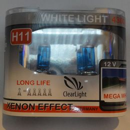 Лампа Clear light H11 Mega White