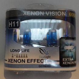 Лампа Clear light H11 Xenon vision