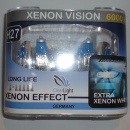 Лампа Clear light H27 Xenon vision