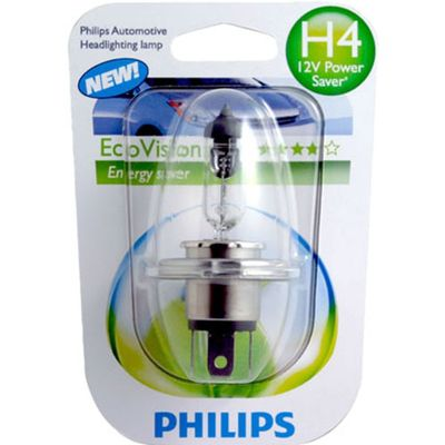 Лампы Philips H4 12342 ECO 12V 60/55W S2