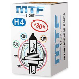 Галогенная лампа MTF Light H10 12v 42w Standard 30%, 1 шт.