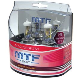 Галогенные лампы MTF Light H1 12v 55w - Magnesium, компл