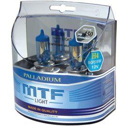 Галогенные лампы MTF Light H4 12v 100/90w - Palladium, компл