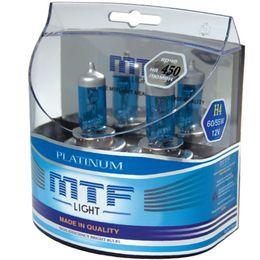 Галогенные лампы MTF Light Н1 12V 55w Platinum, компл