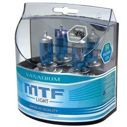 Галогенные лампы MTF Light H1 12v 55w - Vanadium, компл