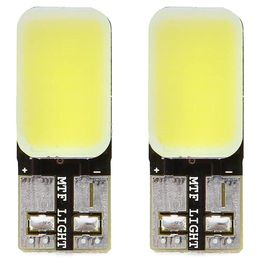 W5W/T10 (W2.1x9.5d) Светодиодная автолампа MTF Light COB45T10, 4500К, COB LED