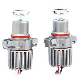 PSX24W Набор автомобильных светодиодных ламп MTF Light FL11524 в ПТФ 12/24В, 4500К BL