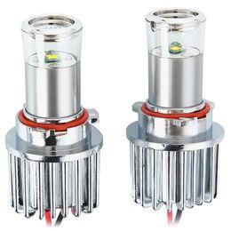 PSX26W Набор автомобильных светодиодных ламп MTF Light FL11526 в ПТФ 12/24В, 4500К BL