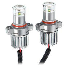 PSX24W Набор автомобильных светодиодных ламп MTF Light FL11724 в ПТФ 12/24В, 5500К BL