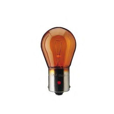 Лампы Philips PY21W 12496 NA 12V B2