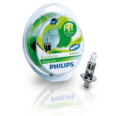 Лампа Philips H1 12258 LLECO 12V 55W C1