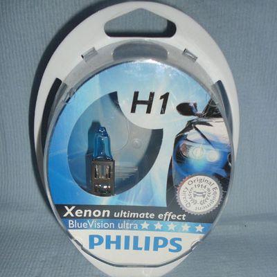 Лампа Philips H1 12258 BVU 12V 55W SM