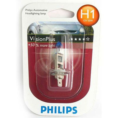 Лампа Philips H1 12258 VP 12V 55W B1
