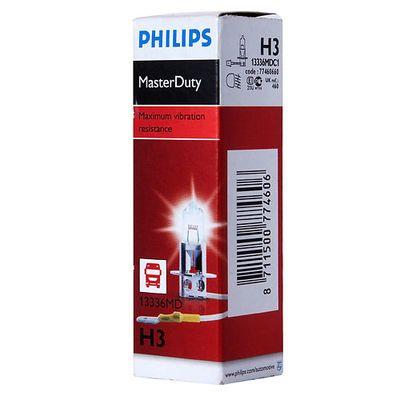 Лампа Philips H3 13336 MD 24V 70W PK22s B1 Philips купить - Интернет-магазин Msk-Auto.com
