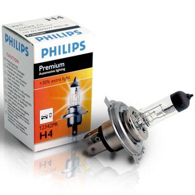 Лампа Philips H4 12342 12V 60/55W C1