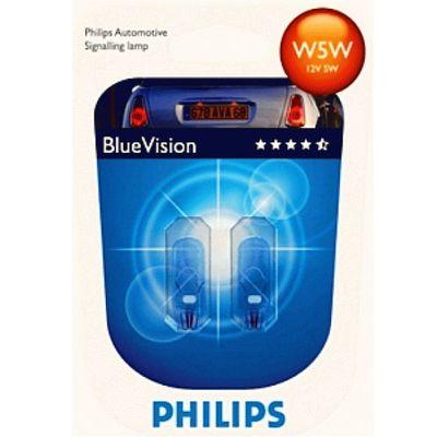 Лампа Philips H6W 12036 12V 6W BAX9s CP