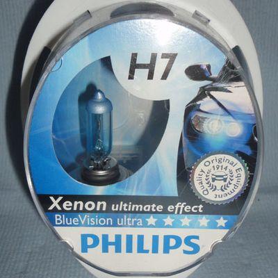 Лампа Philips H7 12972 BVU 12V 55W PX26d SM